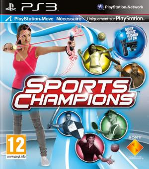 jeu sport ps3