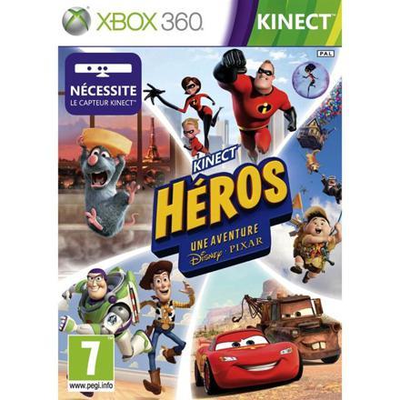 jeu xbox 360 kinect