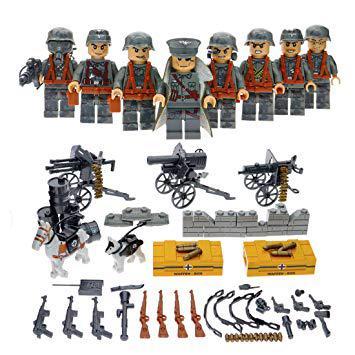 jeux de lego militaire