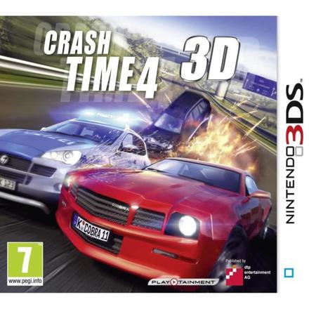jeux de voiture 3ds