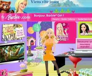 jeux fr de barbie