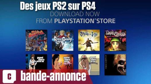 jeux ps2 compatible ps4