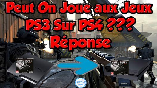 jeux ps3 compatible ps4