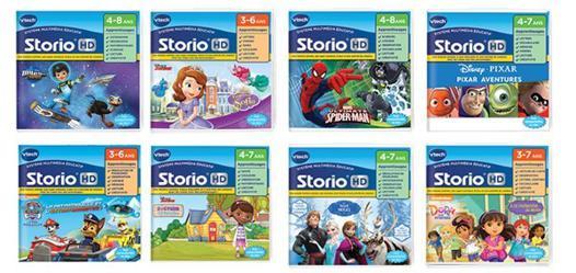 jeux storio 2 compatible storio 3