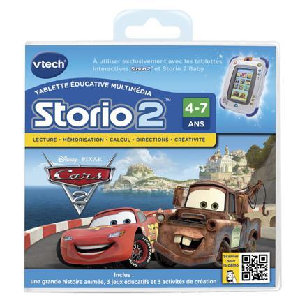 jeux storio cars