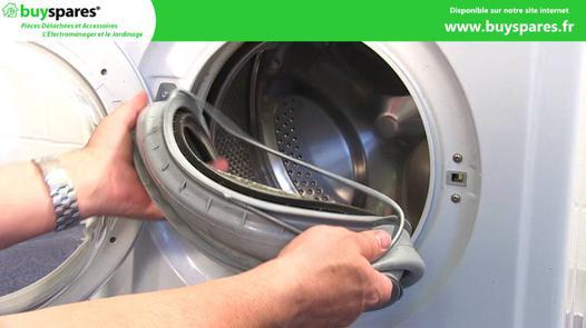 joint machine à laver bosch