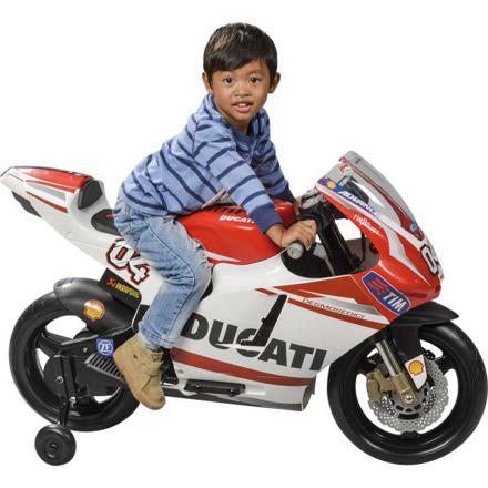 jouet club moto electrique
