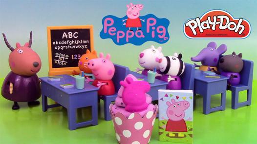 jouet de peppa pig