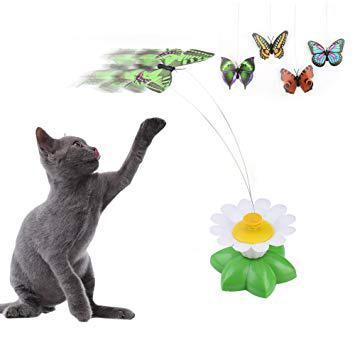 jouet electronique pour chat