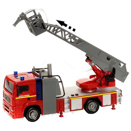 jouet gros camion de pompier