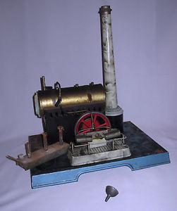 jouet machine vapeur
