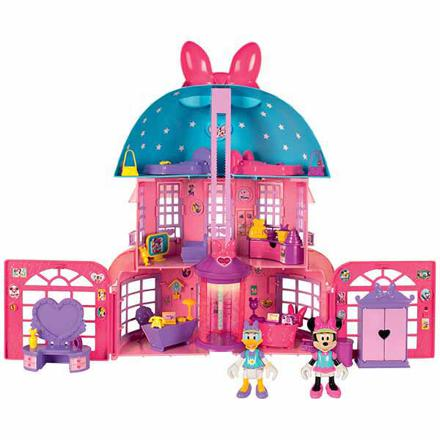 jouet maison de minnie