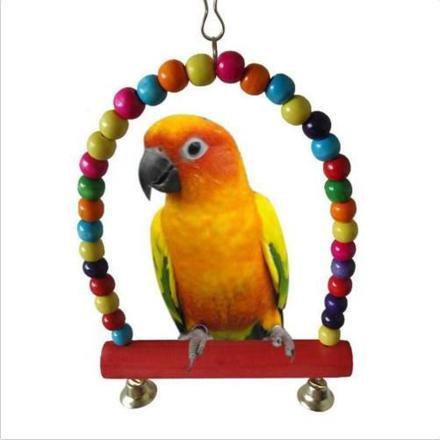 jouet pour oiseaux