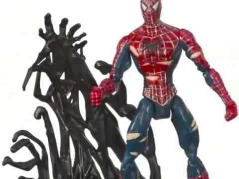 jouet spiderman 3