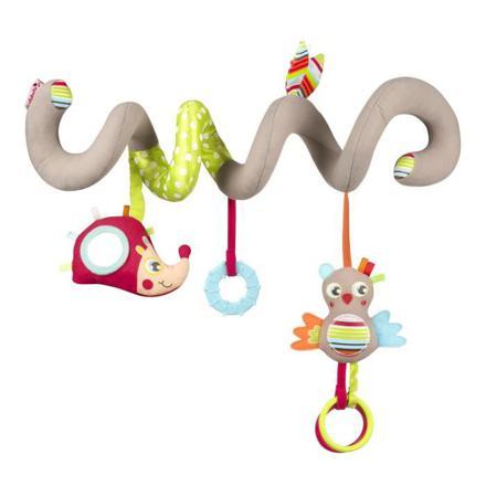 jouet spirale pour poussette