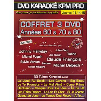 karaoké année 60