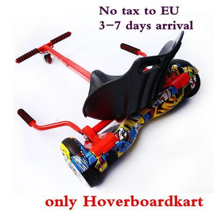 kart overboard