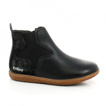 kickers bottines fille