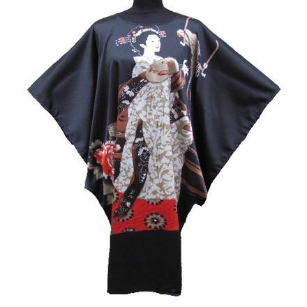 kimono japonais femme grande taille