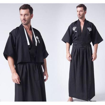 kimono japonais homme