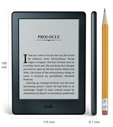 kindle fonctionnement