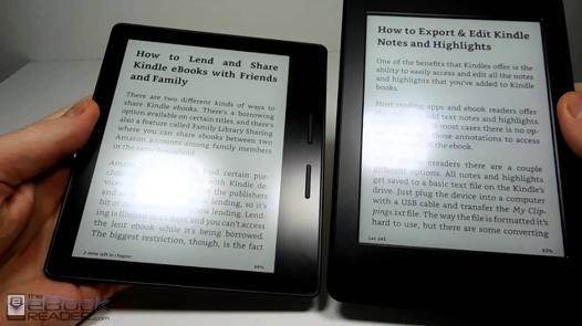 kindle ou kindle paperwhite