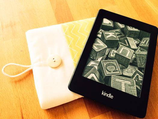kindle paperwhite pochette
