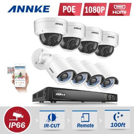 kit camera de surveillance exterieur sans fil
