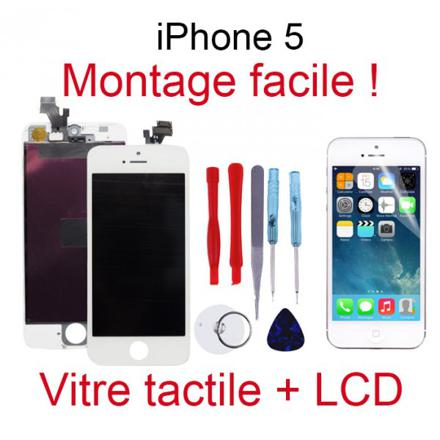 kit de reparation ecran iphone 5