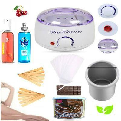 kit epilation cire