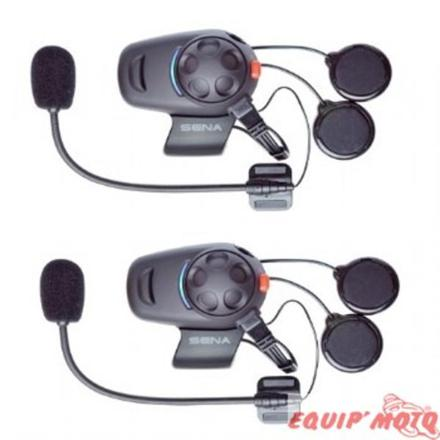 kit intercom moto