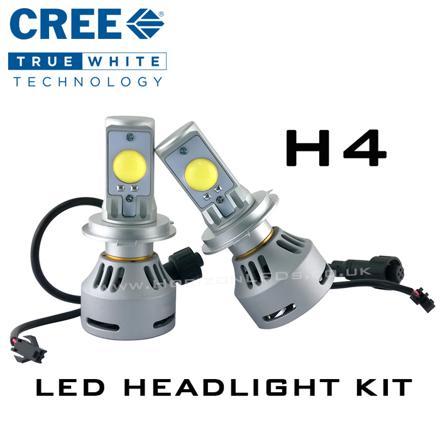 kit led h4
