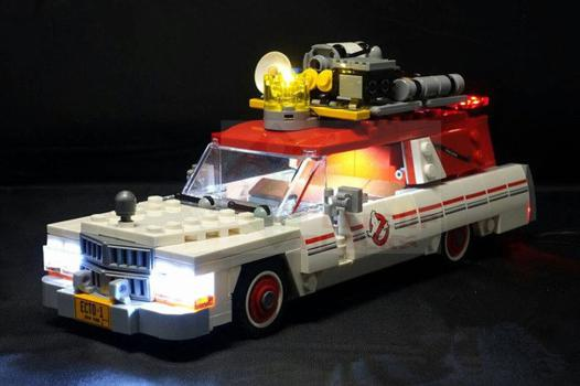 kit led pour lego