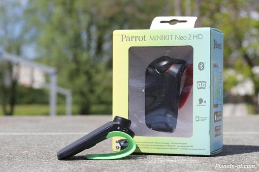 kit main libre parrot neo 2 hd