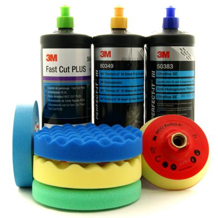 kit polissage 3m