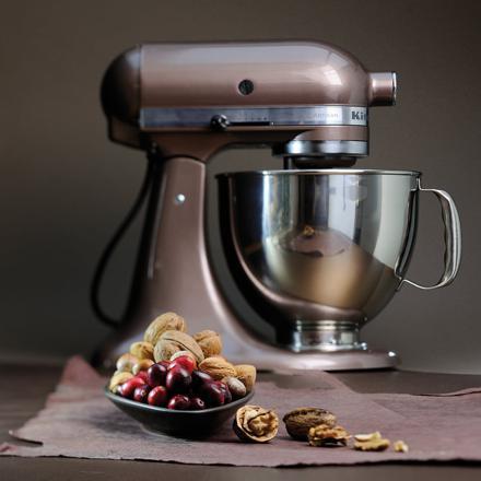 kitchenaid artisan macadamia