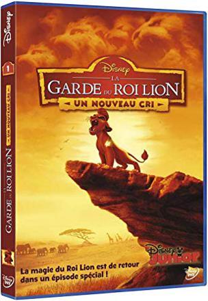 la garde du roi lion dvd