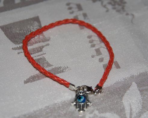 la kabbale bracelet rouge