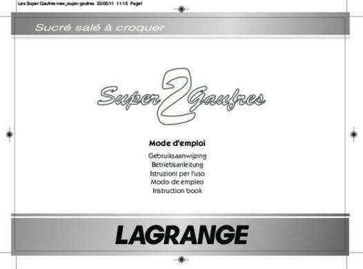 lagrange garantie