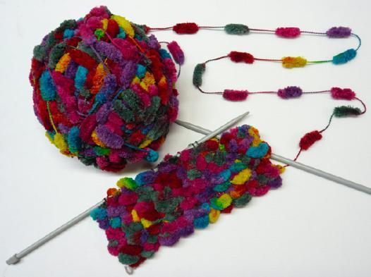 laine a tricoter fantaisie