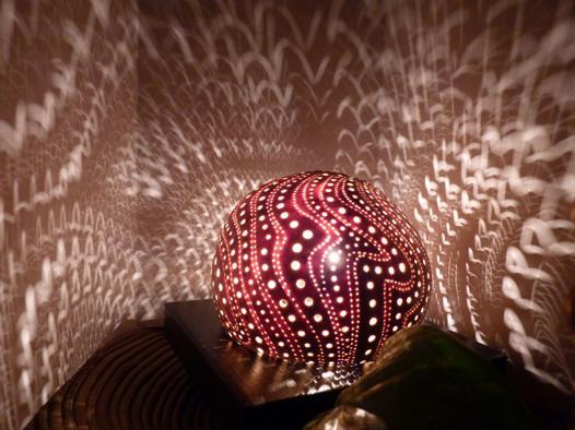 lampe ambiance zen