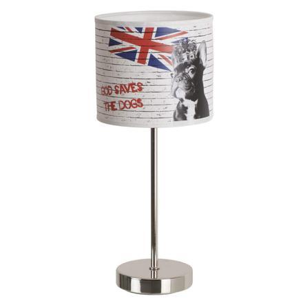 lampe de chevet anglais