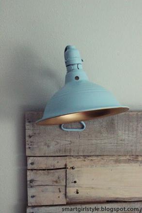 lampe de chevet clipsable