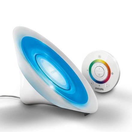 lampe de couleur philips