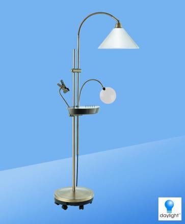 lampe de couture sur pied