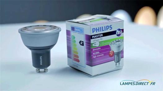 lampe gu10 led philips