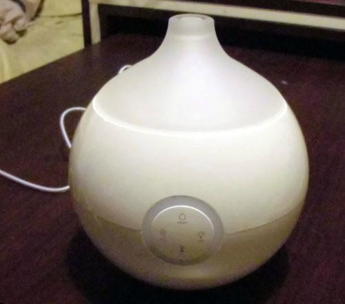 lampe huile essentielle electrique
