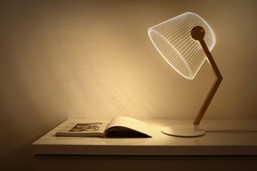 lampe illusion