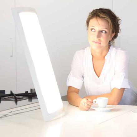 lampe luminothérapie dayvia