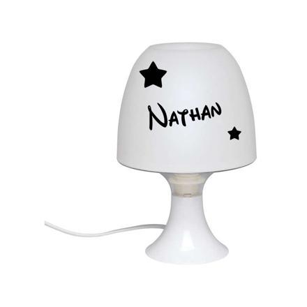 lampe personnalisée prénom